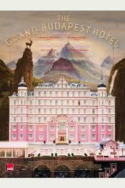 Le Grand Hôtel en personne, et plus bas tous ses protagonistes