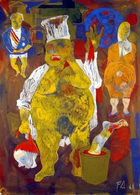 Le boucher universel (1965)