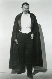 "Bela Lugosi, dans ""Dracula de Tod Browning"