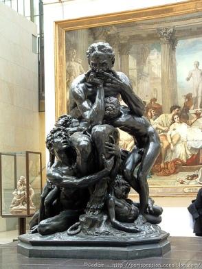 Ugolin dévorant ses enfants