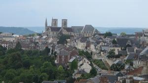 La vile depuis la cathédrale