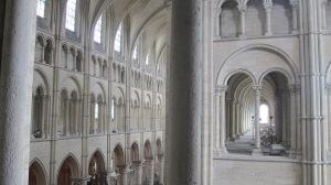 Cathédrale, vue depuis les tribunes