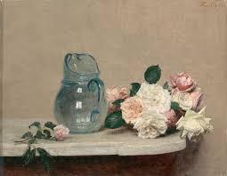 cruche-et-roses