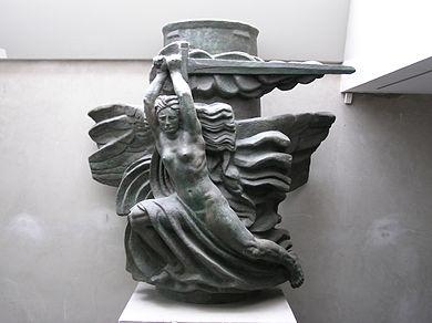 Le_Monument_à_Mickiewicz_-_l'Epopée_Polonaise_au_musée_Bourdelle_à_Paris