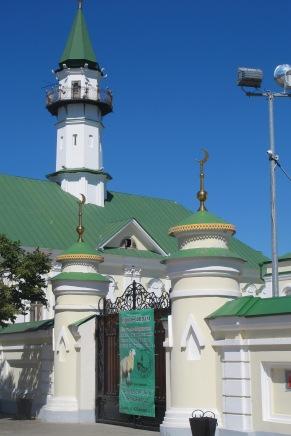 Mosquées et église