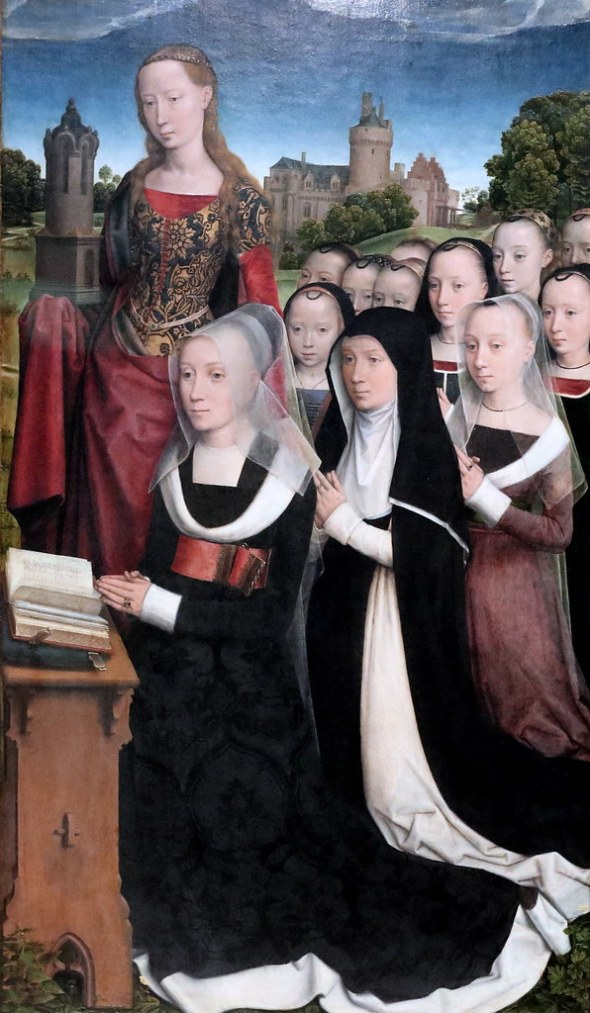tryptique memling